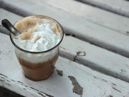 café frappé