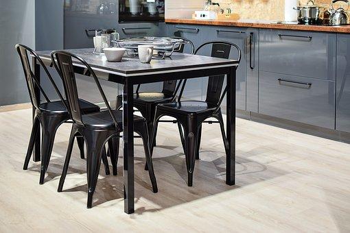 Comment nettoyer les meubles de votre cuisine?