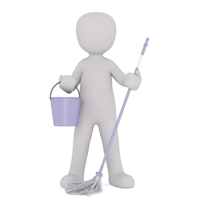 Le nettoyage avec vapeur, pour un résultat impeccable!
