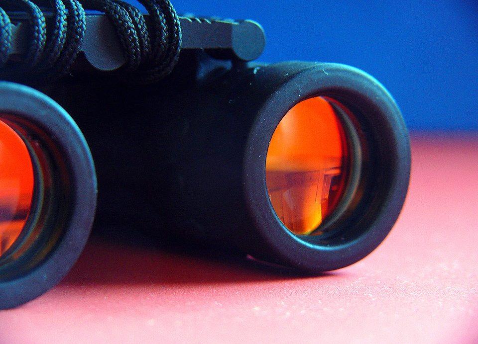 jumelles infrarouges