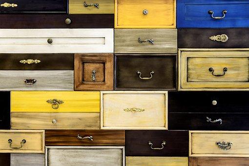 La tendance de la décoration faite à base de vieux accessoires
