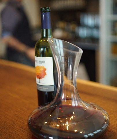 Besoin d'aérer son vin en toute élégance?