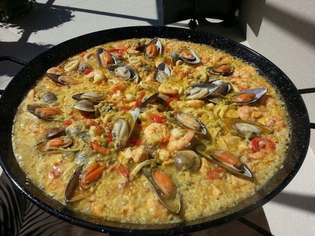 La paella; un plat idéal pour le week-end